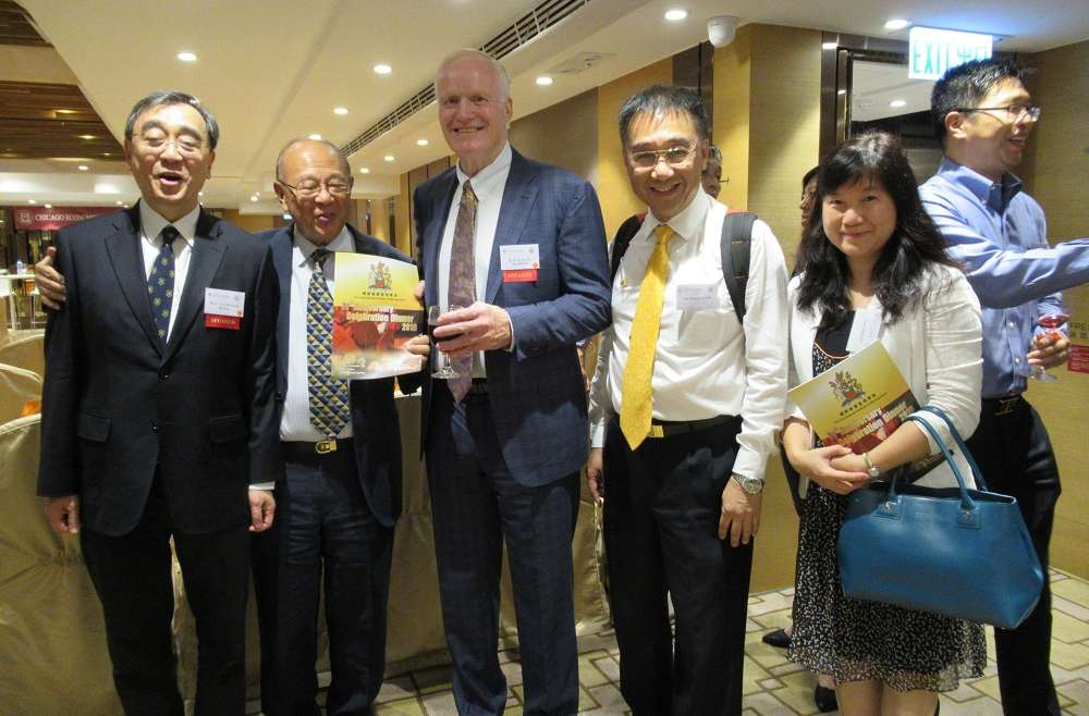 The Chicago Economics Society and UChicago Alumni Club of Hong Kong Present: Reducing Inequality in Hong Kong and around the World
